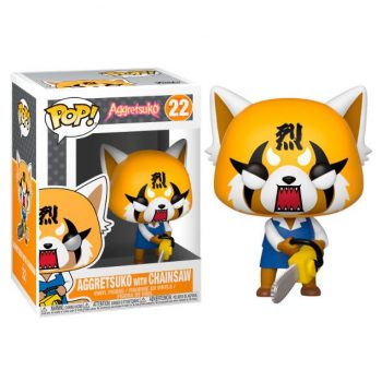 funko-pop-aggretsuko-motosierra-retsuko-sanrio-anime-london-toy-fair-2019