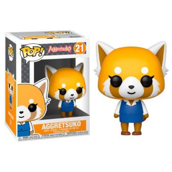 funko-pop-aggretsuko-retsuko-sanrio-anime-london-toy-fair-2019
