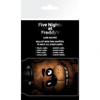 tarjetero-five-nights-at-freddys