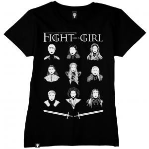 camiseta-fight-like-a-girl-fem-juego-de-tronos-game-of-thrones