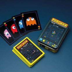 cartas-pacman-retro-gaming-bandai-namco