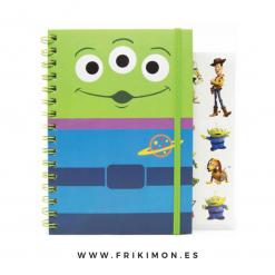 cuaderno-toy-story-alien-a5-libreta-disney-pixar