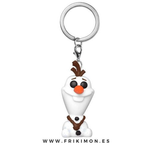 llavero-funko-pocket-pop-olaf-frozen-2-disney