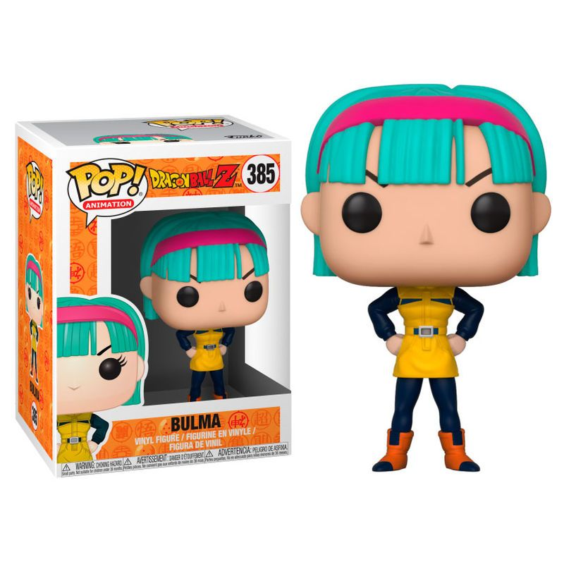 funko-pop-bulma-dragon-ball-z-