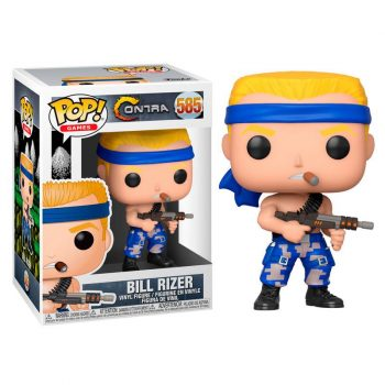 funko-pop-contra-bill-rizer-games