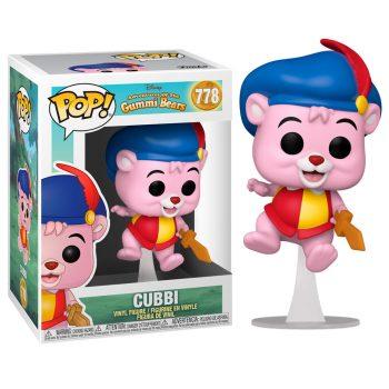 funko-pop-cubbi-778-los-osos-gummi-disney-london-toy-fair-2020