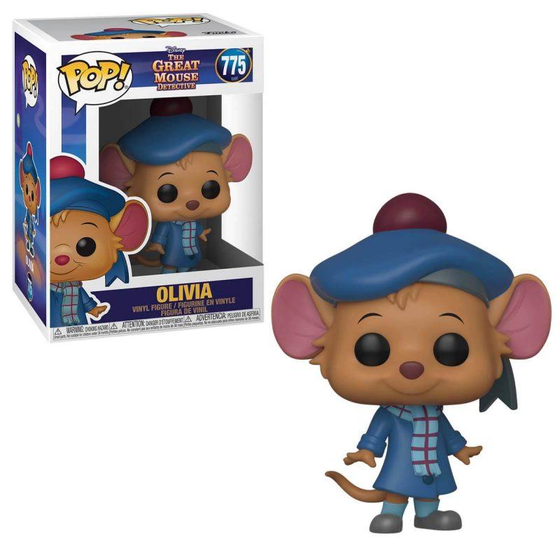funko-pop-olivia-el-raton-superdetective-disney-London-Toy-fair-2020