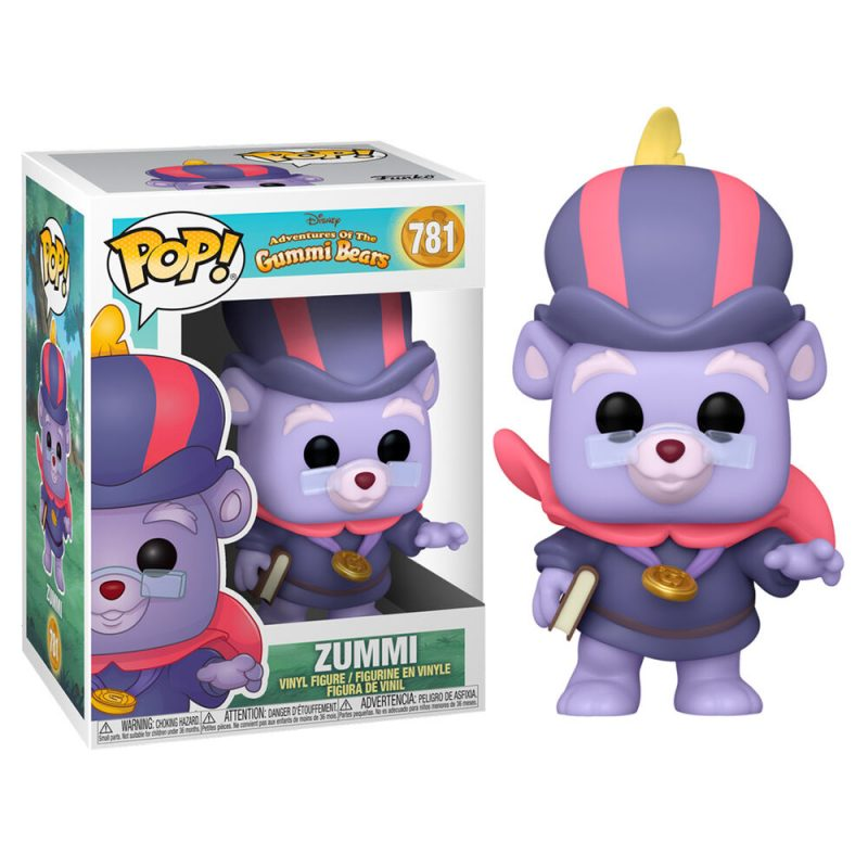 funko-pop-zummi-781-los-osos-gummi-disney-london-toy-fair-2020