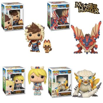 pack-funko-pop-monster-hunter