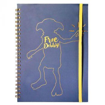 cuaderno-dobby-harry-potter