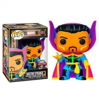 funko-pop-doctor-strange-neon-edicion-especial-marvel