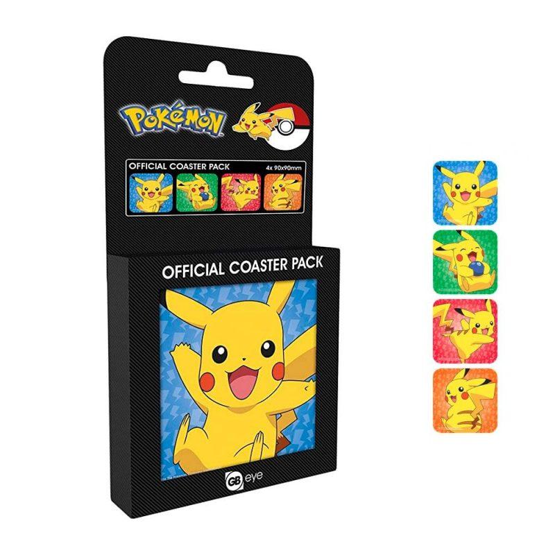 posavasos-pokemon-pikachu