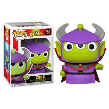 funko-pop-alien-zurg-remix-toy-story-pixar-disney