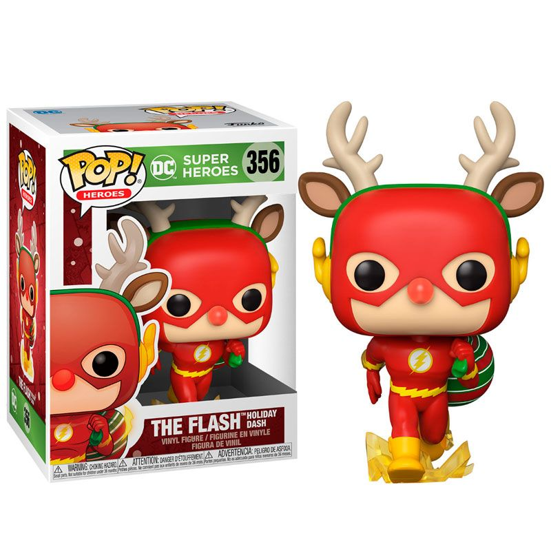 funko-pop-flash-navidad-como-rudolph-holiday-dash-356-dc-comics-heroes