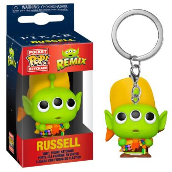 llavero-funko-pocket-pop-alien-russell-up-remix-toy-story-pixar-disney