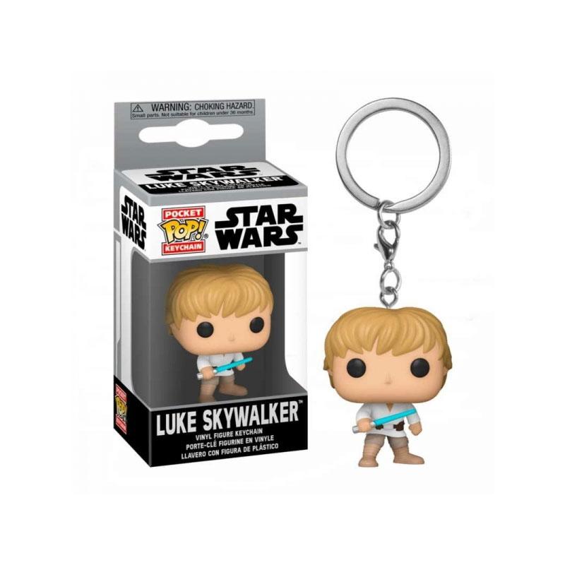 llavero-funko-pocket-pop-luke-skywalker-star-wars