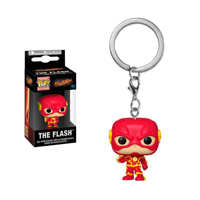 llavero-funko-pocket-pop-the-flash-dc-comics