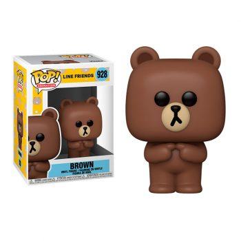funko-pop-brown-928-line-friends