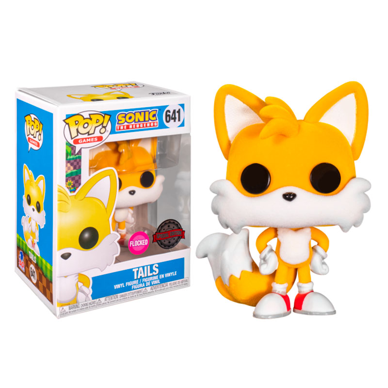 funko-pop-tails-flocked-641-sonic-special-edition