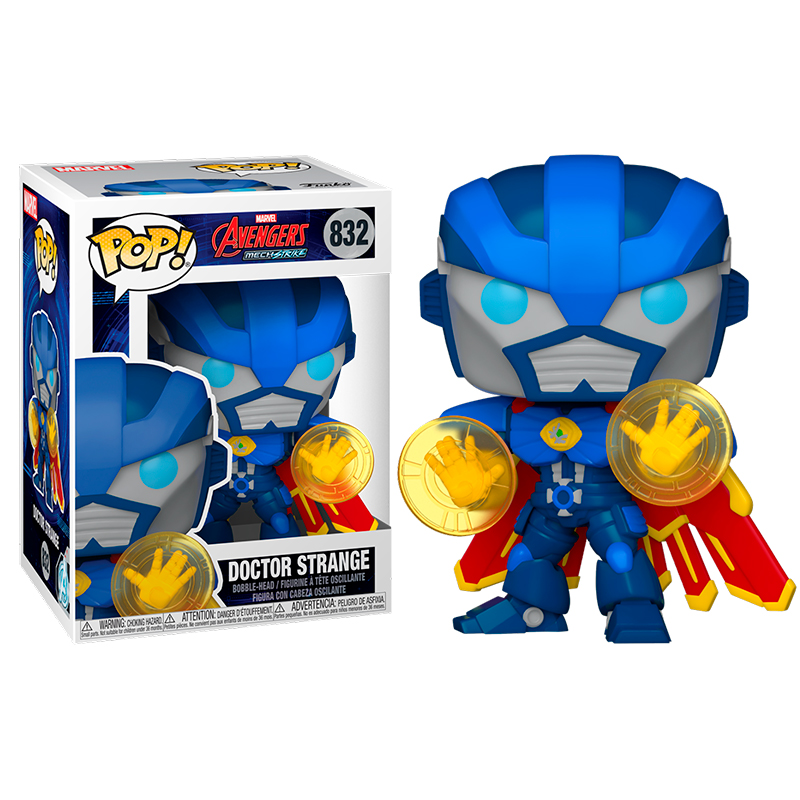 funko-pop-dr-strange-832-mech-strike-marvel