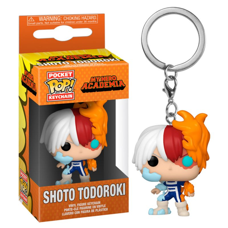 llavero-funko-pocket-pop-todoroki-my-hero-academia