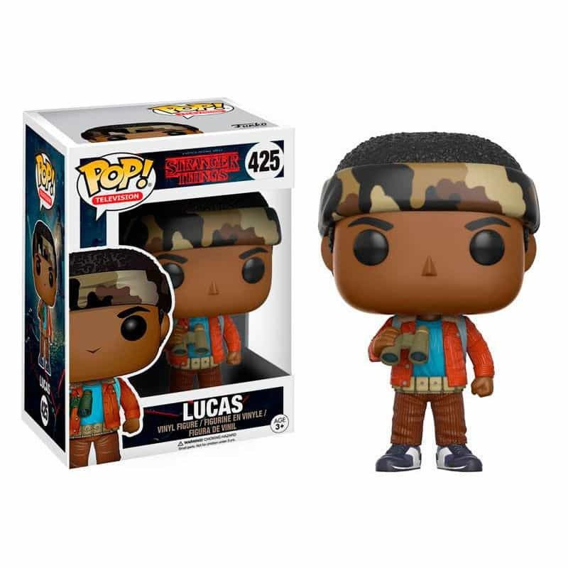 funko pop lucas 425 stranger things