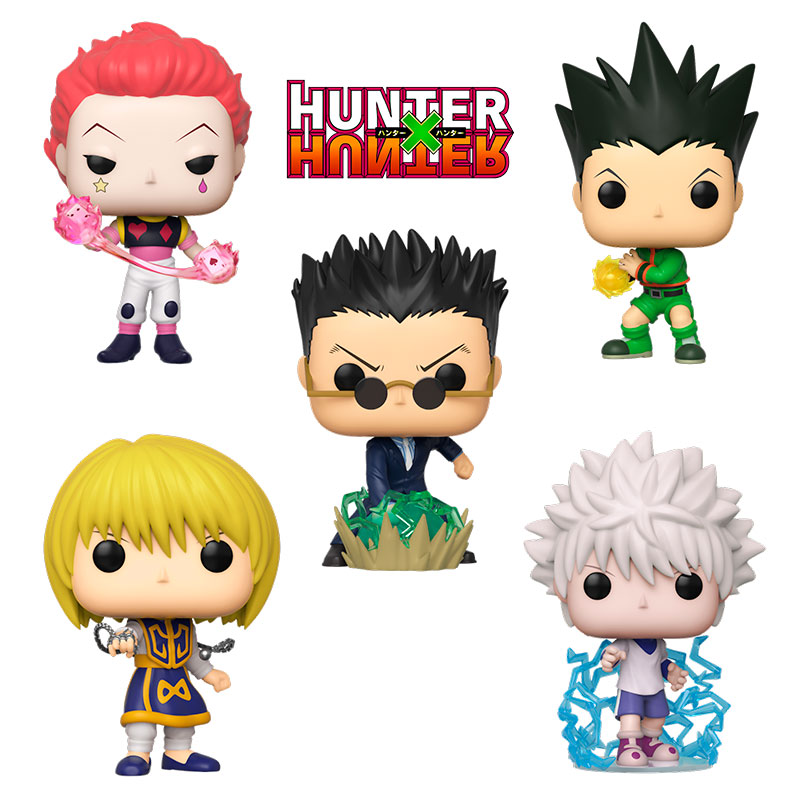 pack-funko-pop-hunter-x-hunter
