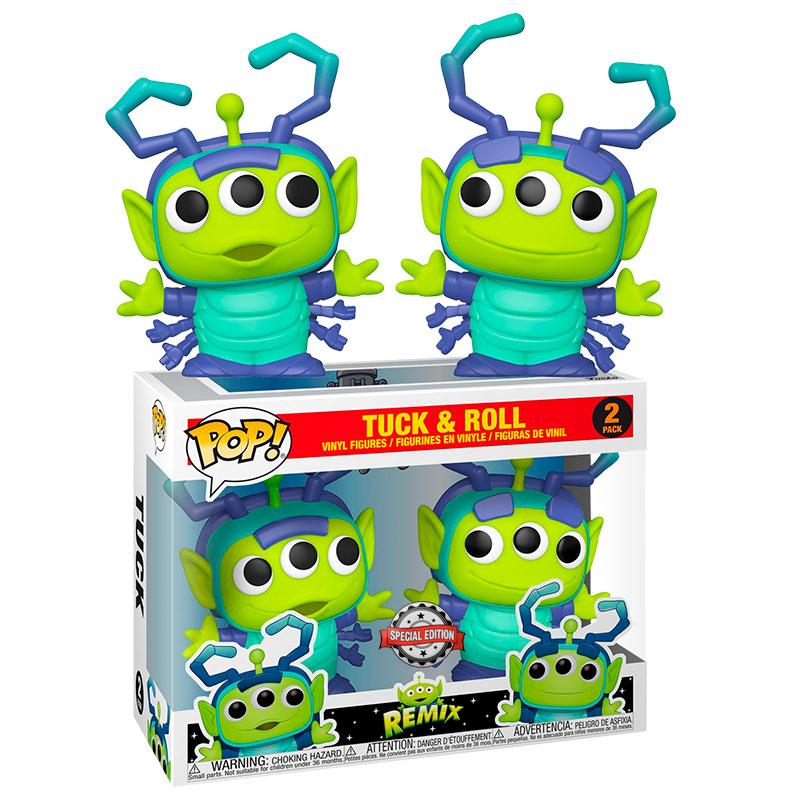 funko-pop-2-pack-tuck-y-roll-alien-remix