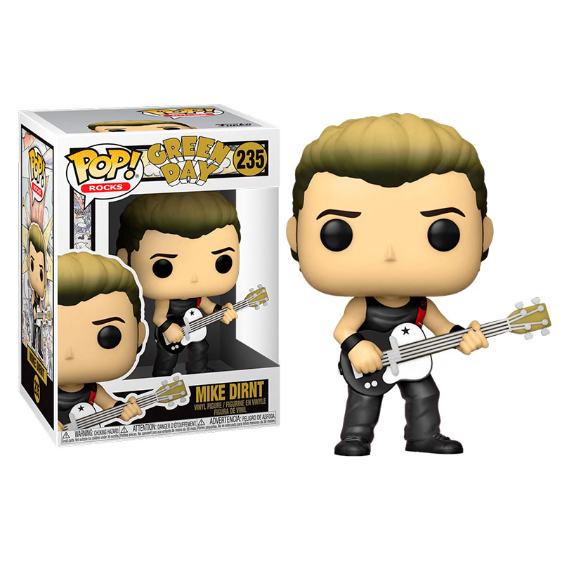 funko-pop-mike-dirnt-235-green-day