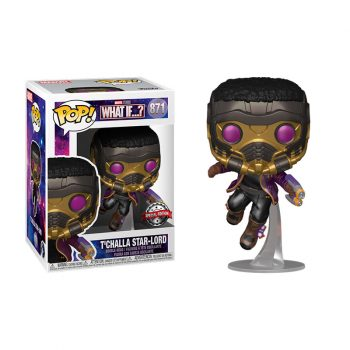 funko-pop-tchalla-star-lord-871-special-edition-exclusivo-what-if-frikimon