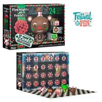calendario-adviento-funko-five-nights-at-freddys-2021