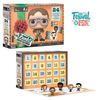 calendario-adviento-funko-the-office-2021