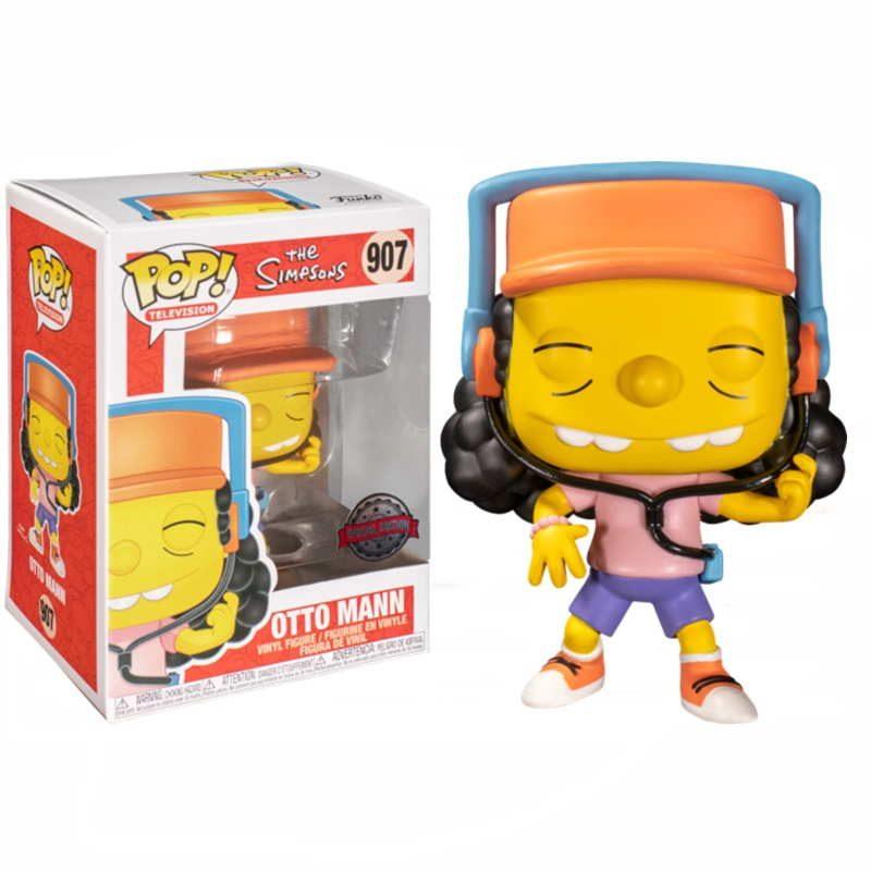 funko-pop-otto-mann-907-los-simpson-special-edition