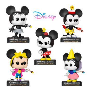 pack-funko-pop-minnie-disney-archives-preserving-the-magic