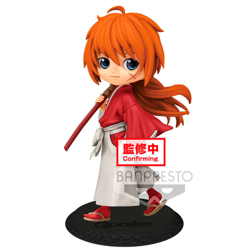 Figura-q-posket-Kenshin-Himura-Rurouni-Kenshin-Meiji-Swordsman-Romantic-Story-A-14-cm