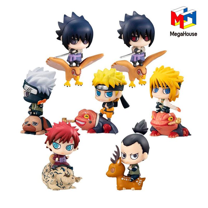 Figuras-New-Color!-Kuchiyose-Special-Naruto-Shippuden-Petit-Chara-Land-megahouse