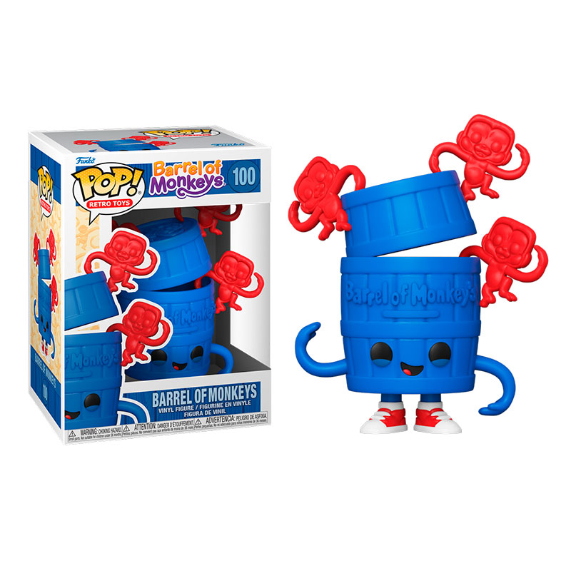funko-pop-barril-de-monos-100-retro-toys